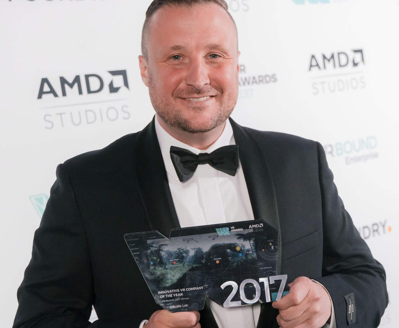 2017 Innovative VR Company of the Year Winner