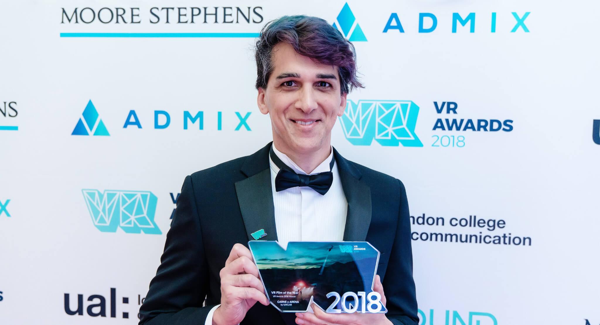 VR Film of the Year Winner