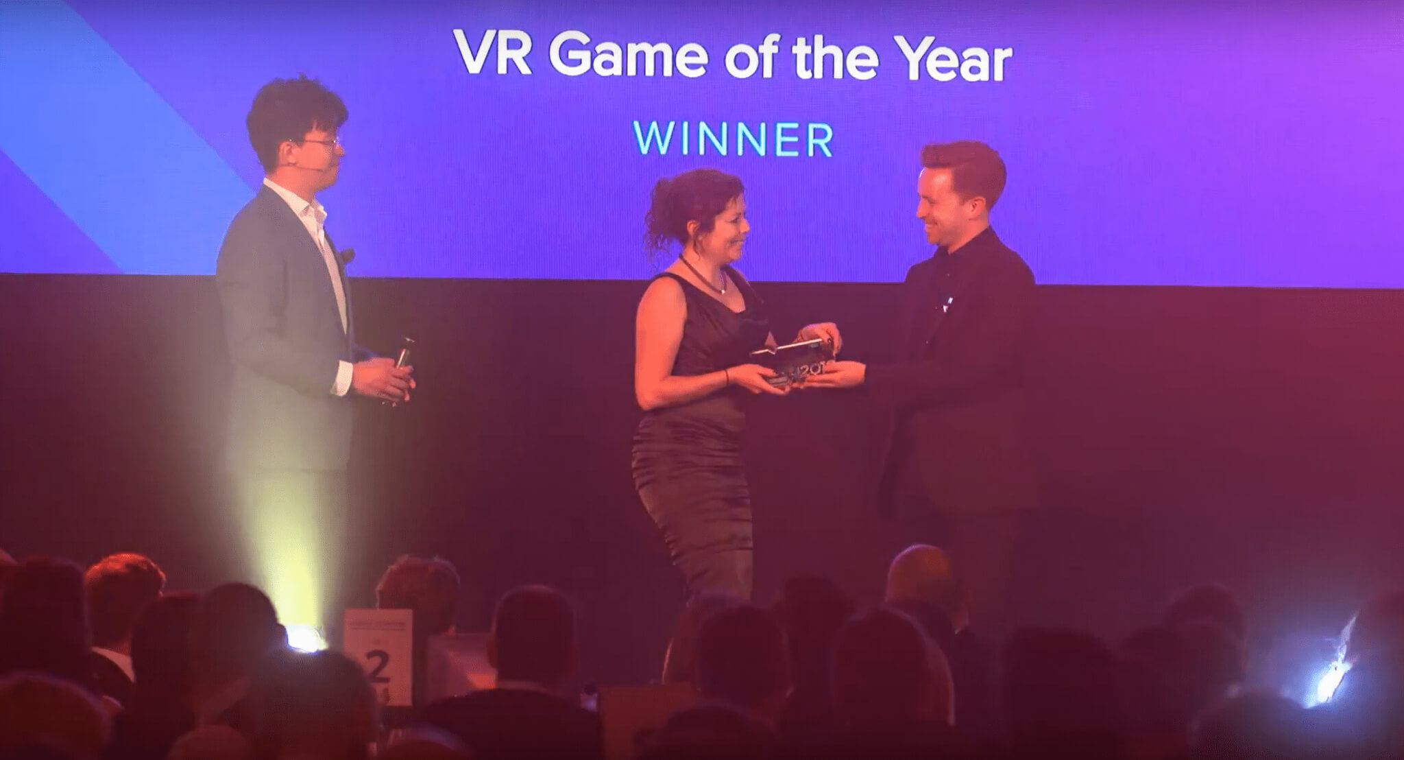 VR Game of the Year Winner