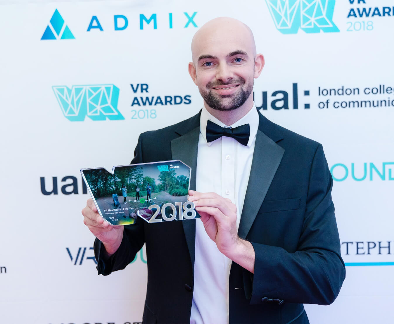 VR Healthcare of the Year Winner
