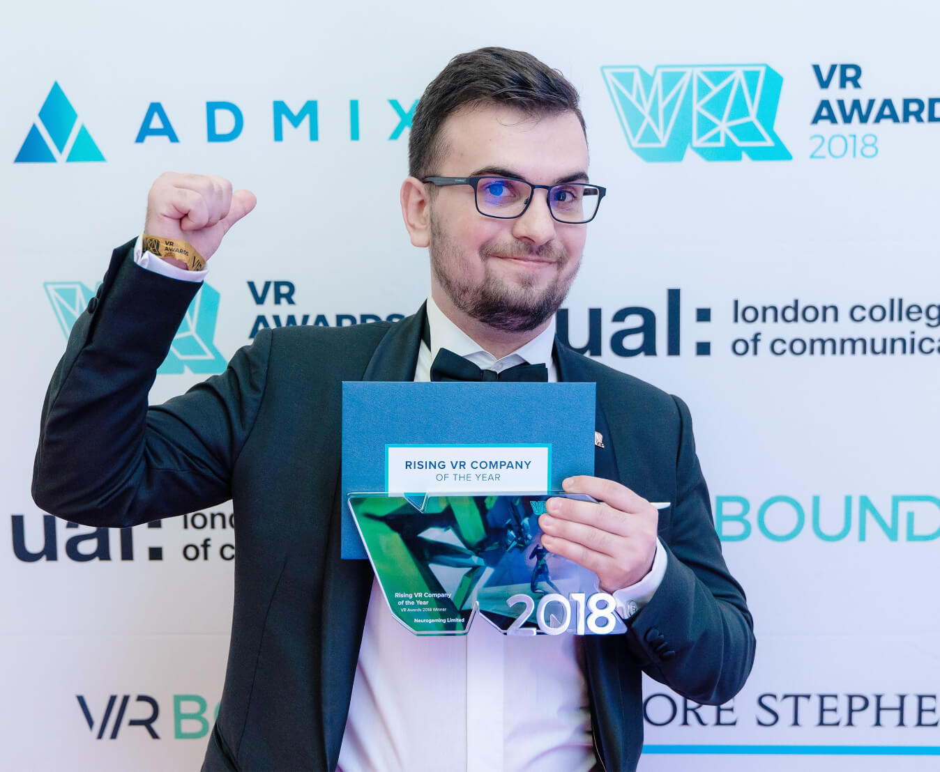 Rising VR Company of the Year Winner