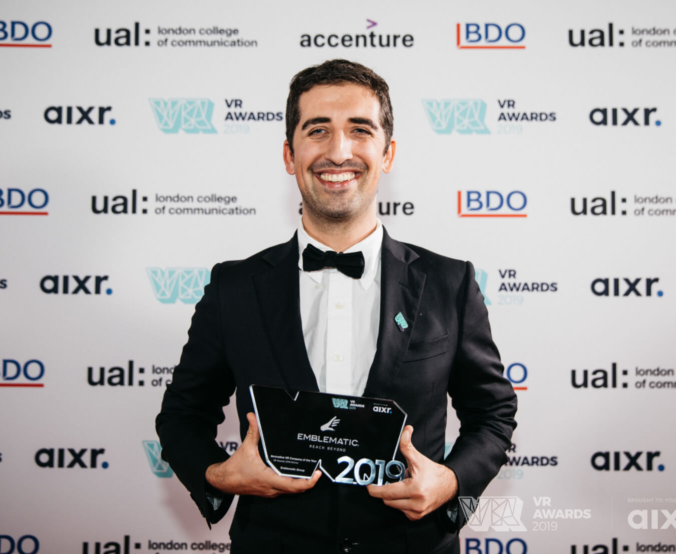 2019 Innovative VR Company of the Year Winner