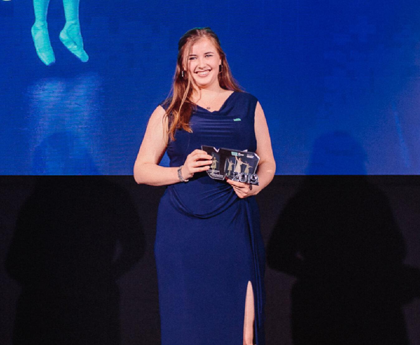 2019 VR Social Impact Award Winner