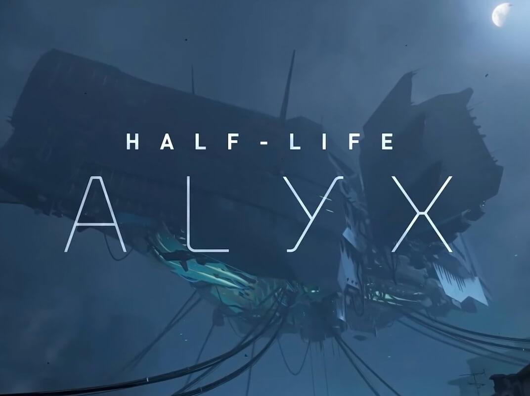 Half-Life: Alyx by Valve