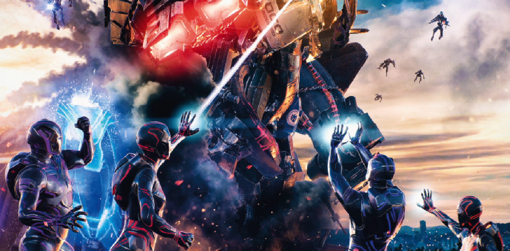Avengers: Damage Control by ILMxLAB & The VOID